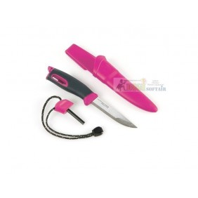 FIRE KNIFE PINK light my fire
