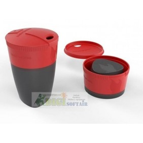 PACK UP CUP rossa light my fire