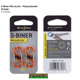 S-Biner MicroLock® Polycarbonate Nite ize