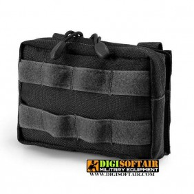 Black OPENLAND SMALL UTILITY POUCH