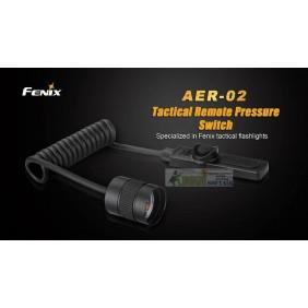 FENIX  REMOTO AER02 modelli PD35, PD35TAC, TK09, TK15, TK15C, TK22 e UC35