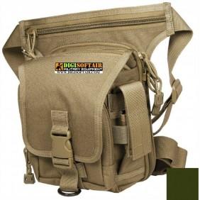 2B35 vega holster Multi-pocket bag in OD nylon