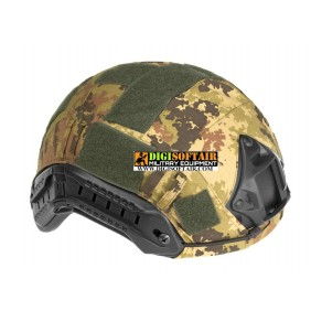 fast helmet cover italian camo invader gear
