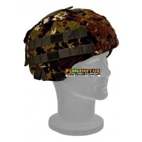 Helmet cover italan camo...