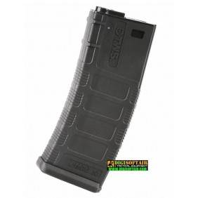 King Arms T-mag 370bb black