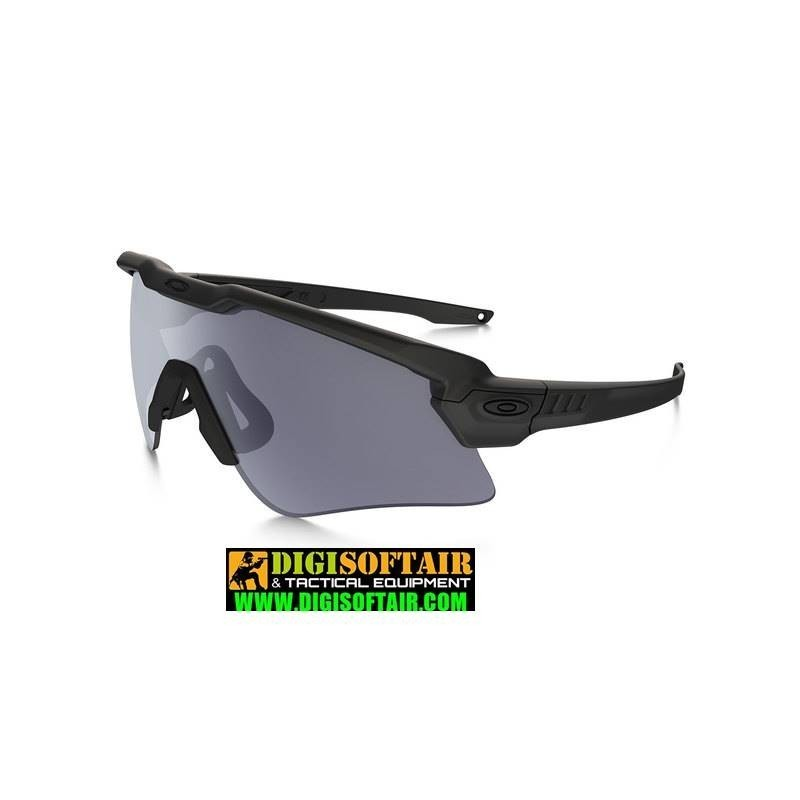 700c6dca532 Oakley SI BALLISTIC M FRAME ALPHA ARRAY black doppia lente