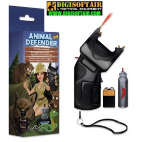 ANIMAL DEFENDER 3 in 1 + pepper spray 98101
