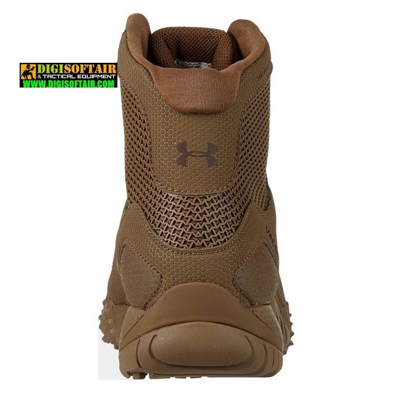 Under Armour tactical boots coyote brown VALSETZ RTS