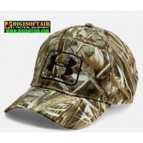 Under Armour Baseball cap camo rma/blk