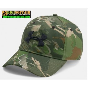 Under Armour Baseball cap Camo 2.0 RCF/BLK