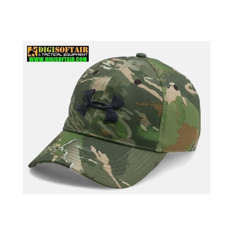 44535e1d8b9 ... france under armour baseball cap camo 2.0 rcf blk 8c6af fa63f