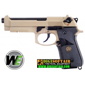 Beretta M9A1 TAN FULL METAL...
