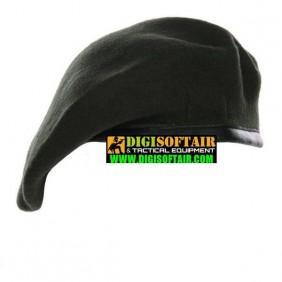 Cappello basco spagnolo verde scuro gdf