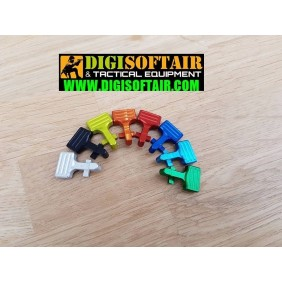Retroarms CNC Bolt Catch AR15 - B (M4)
