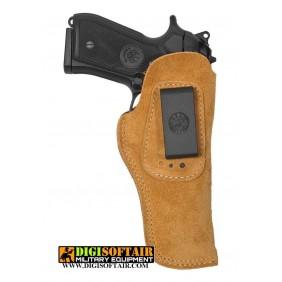 Vega holster IR3 fondina interna in pelle scamosciata