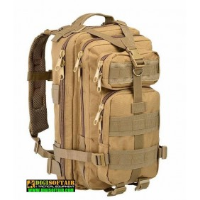 OPENLAND COYOTE TACTICAL BACK PACK 600D NYLON