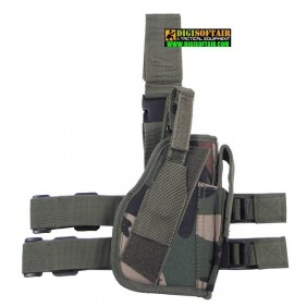MFH Tactical holster WOODLAND