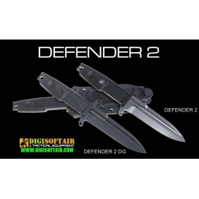 Extrema ratio DEFENDER 2 DG black