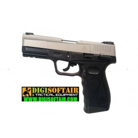 TAURUS 24/7 G2 dual tone 19 BBs Metal Slide CO2