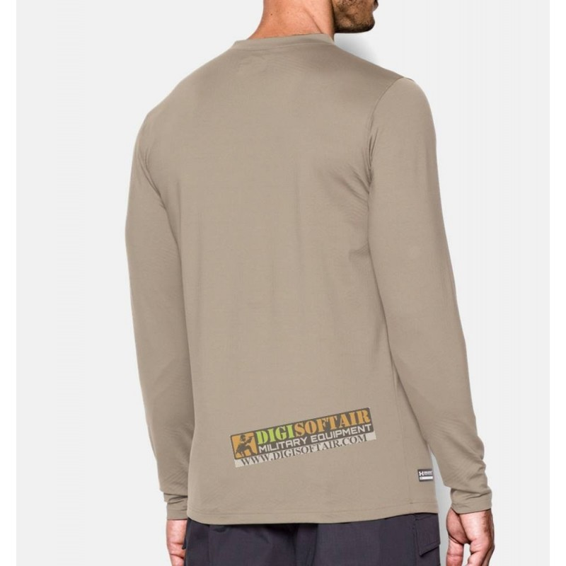 Under armour ColdGear Infrared Tactical Fitted Crew Desert sand
