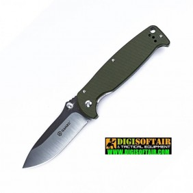 GANZO G742-1 Green knife