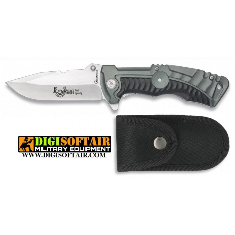 Pocket knife 19843-A ALBAINOX FAST OPENING