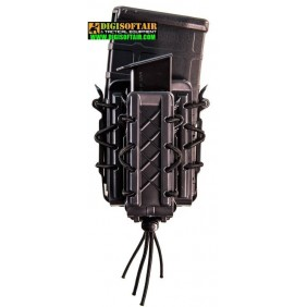 HSGI Polymer Double decker TACO® Black