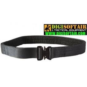 """HSGI Cobra 1.75"""" black Rigger Belt - with interior Velcro - No"""
