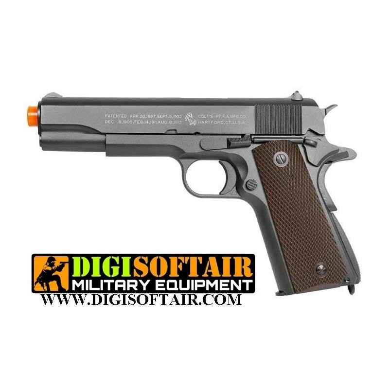 CYBERGUN  Colt 1911 (CO2) Blow back KWC