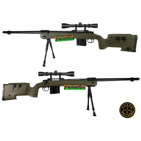 SNIPER TYPE M40A5 OD NEW well