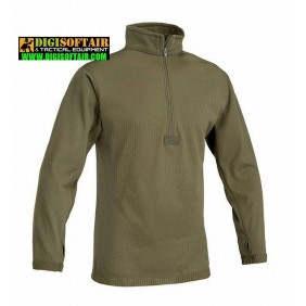 OPENLAND UNDERWEAR THERMAL SHIRT LEVEL 2 OD GREEN