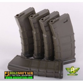 BOLT  M4 140BB MID-CAP SINGLE STACK MAGAZINE HIGH EFFICIENCY SPRING OD