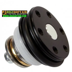 FPS POM padded piston head with double o-ring and piston angle