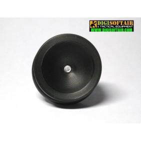 DMAC Piston Head X-Flow EVO® in Ertalon + mos2