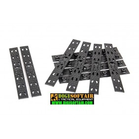 Evolution URX 4 Rail Panels (10 pcs) - black