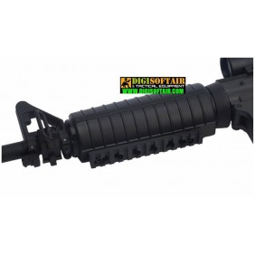 Picatinny Rails (x2) for M4/M733/M16a2 handguard with screws