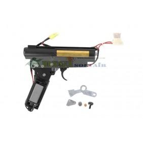Dboys Gearbox V 3 7mm completo con motore e gabbia motore