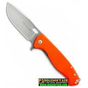 """Viper Vox Fortis Flipper G-10 arancione (3.5"""" Stonewash) V5952GO"""