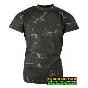 T-shirt per bambini - BTP nero