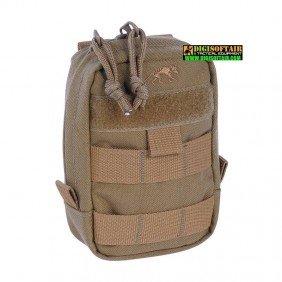 TT Tac Pouch 1 vertical coyote brown Tasmanian tiger