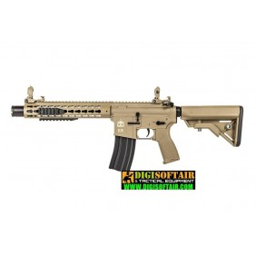"Evolution M4 Recon UX4 9"" Carbontech tan"
