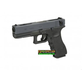 WE GAS BLOWBACK PISTOL glock G18 GEN 3 model