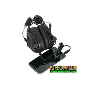 M31H Electronic Hearing Protector FAST Black