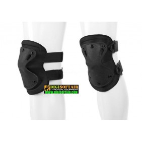 XPD Knee Pads Invader Gear Black
