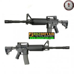 G&G CM16 CARBINE CUSTOM BLACK MOD M4A1 22bb/sec 0.93joule