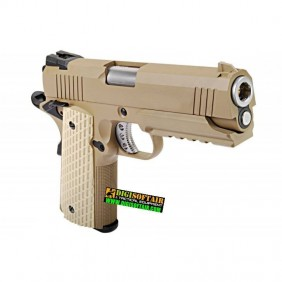 DESERT WARRIOR WE 4.3 1911 BLOWBACK GAS