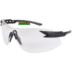 NOTCH – EDGE TACTICAL clear lens vapor shield