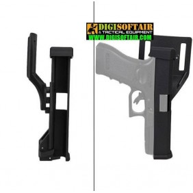 EMERSON EMERSON GEAR PISTOL HOLSTER COMPETITIVE STYLE FOR GLOCK SERIES(EM6336)