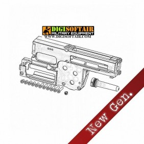 Retroarms CNC QSC P90 Gearbox Shell 8mm