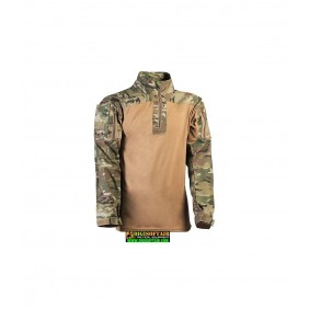 OPENLAND NERG TACTICAL COMBAT SHIRT Multicamo